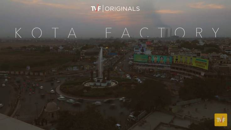 Kota Factory Web Series
