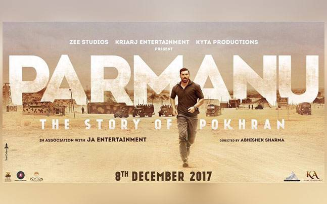 Parmanu Movie on Netflix