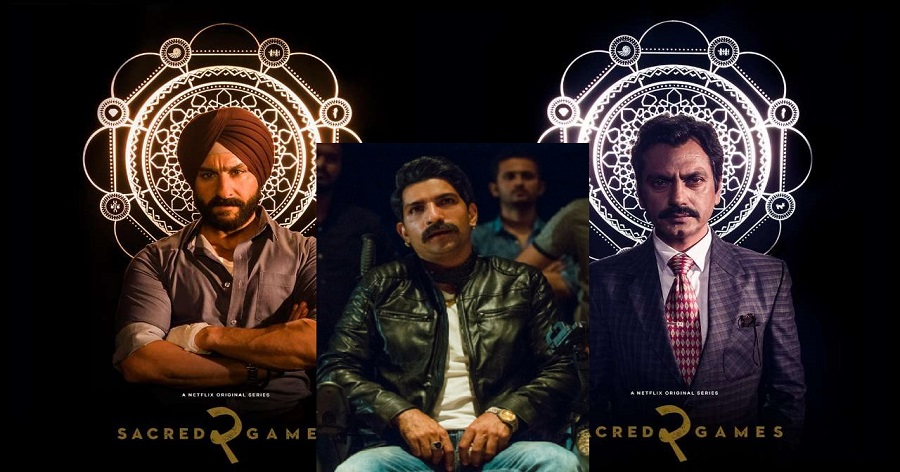 sacred Games Indian TV shows on Netflix