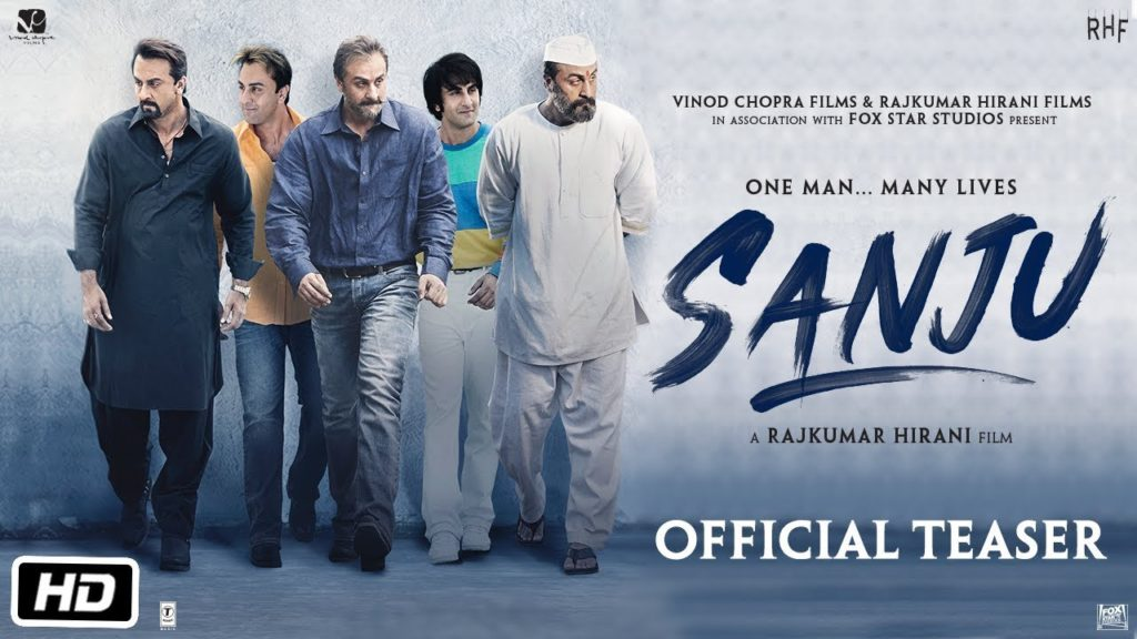 Sanju Movie on Netflix