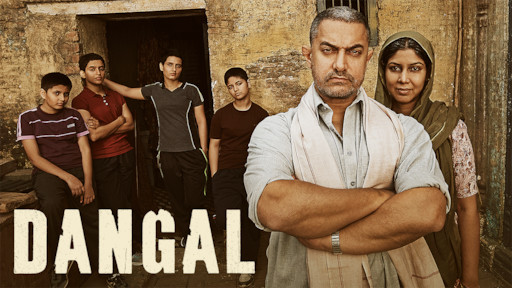 Dangal Movie on Netflix