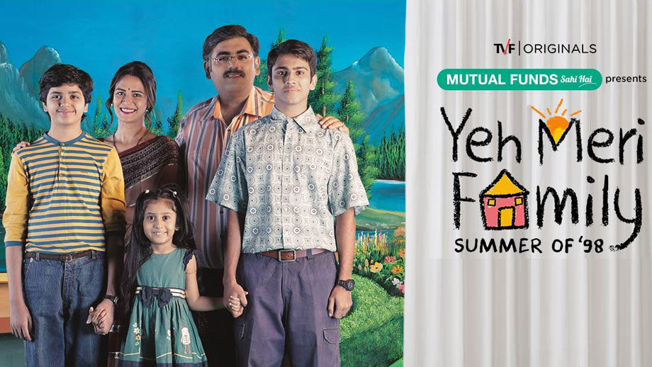 Yeh Meri Family Indian TV shows on Netflix
