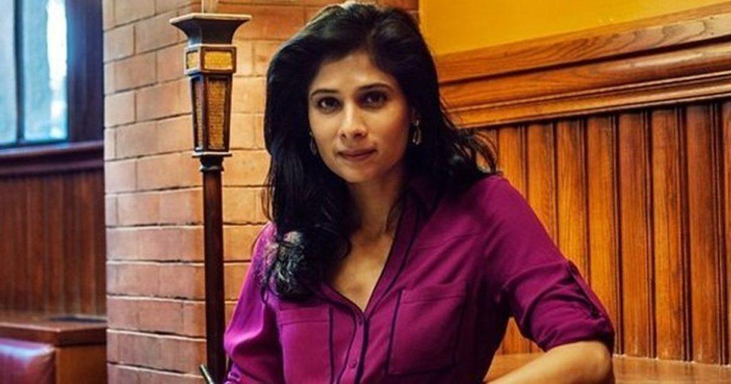Gita Gopinath Pictures