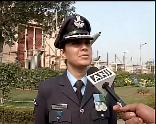 Wing Commander Pooja Thakur Indian Air Force