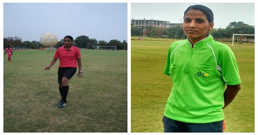 Rupa Devi Footballer
