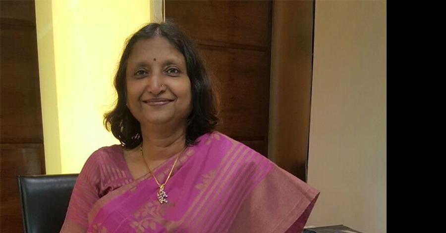 Anshula Kant SBI CFO Banner