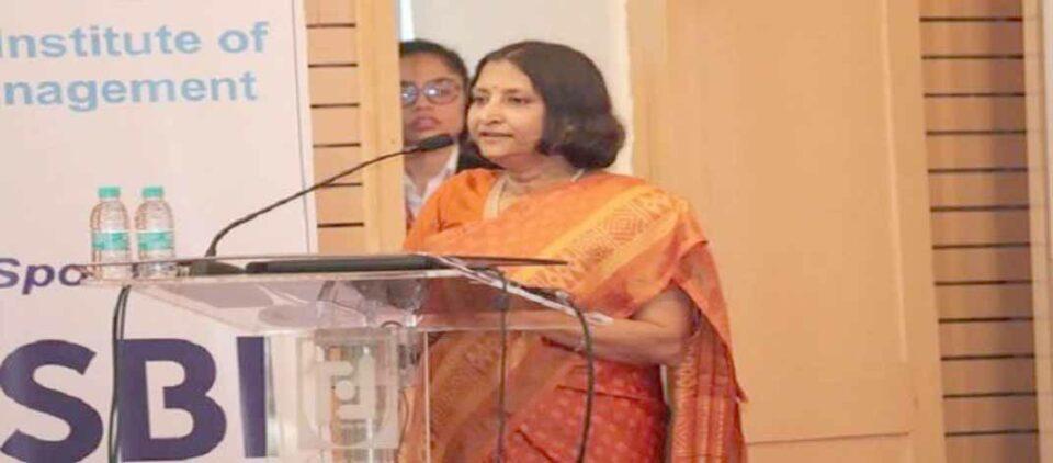 Anshula Kant SBI CFO
