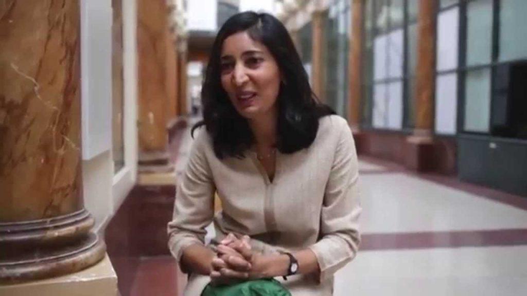 Kiran Desai Writer