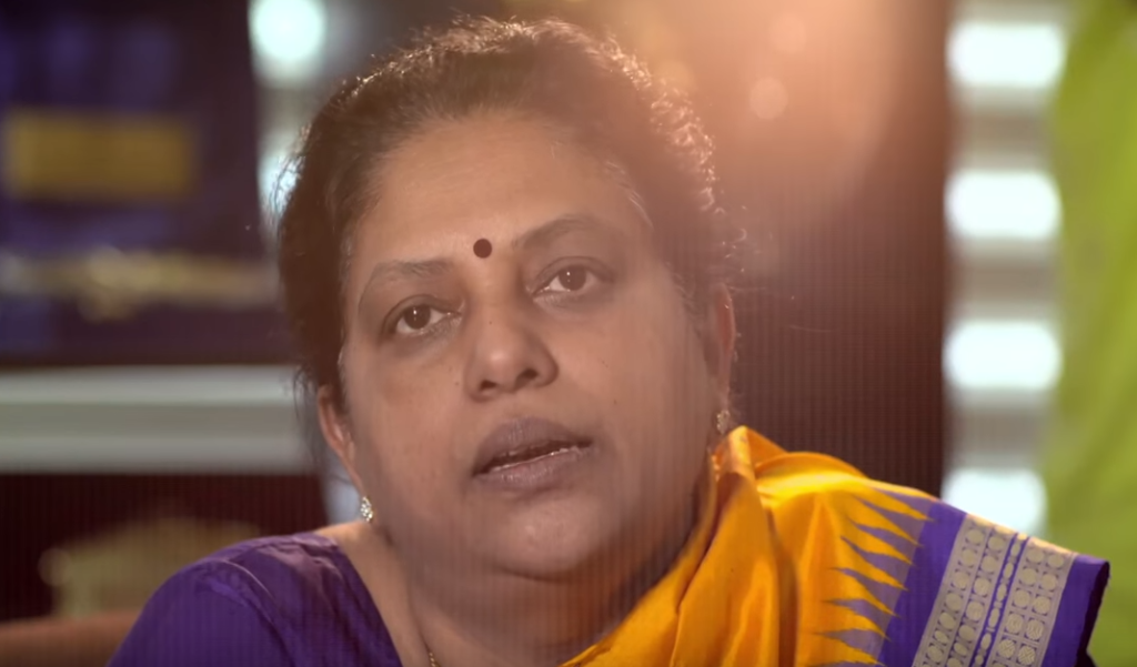Missile Woman of India Dr Tessy Thomas