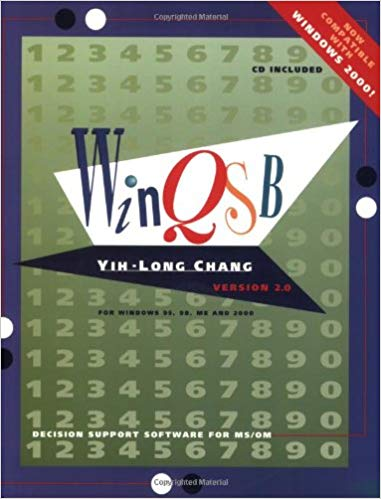 WinQSB Book