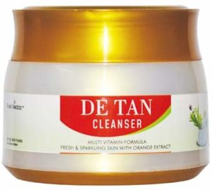 Pure Vedas De - Tan Face Cleanser