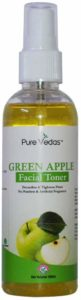 Pure Vedas Green Apple Facial Toner