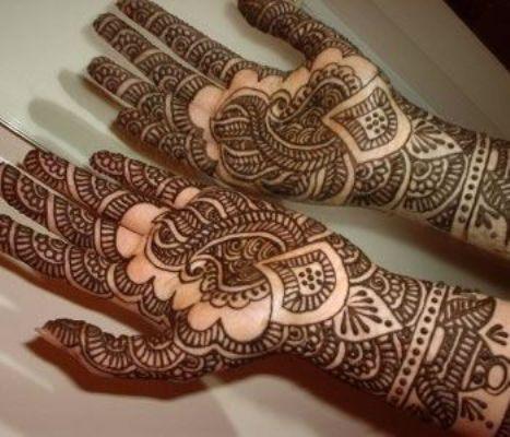 Intricate Kangan Mehndi Designs