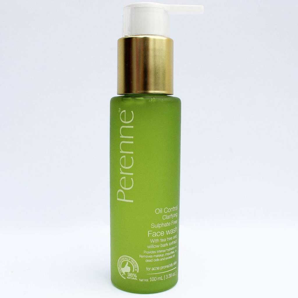 Perenne Oil Control Clarifying Sulphate Free Face Wash