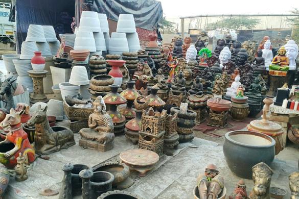 banjara market gurugram picture