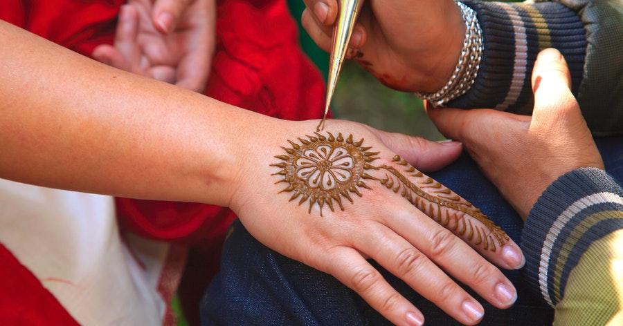 Kangan Mehndi Designs