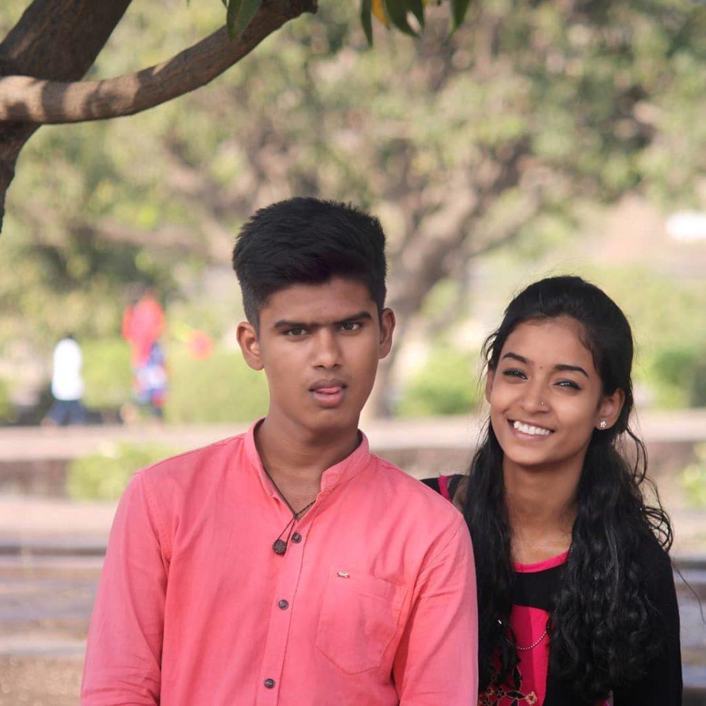 Vishnu Priya Tik Tok boyfriend