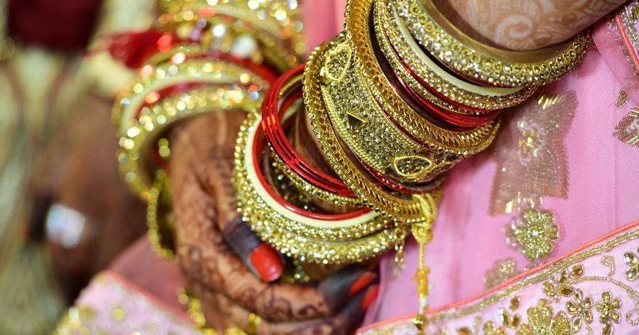 Bridal Kangan Mehndi Designs