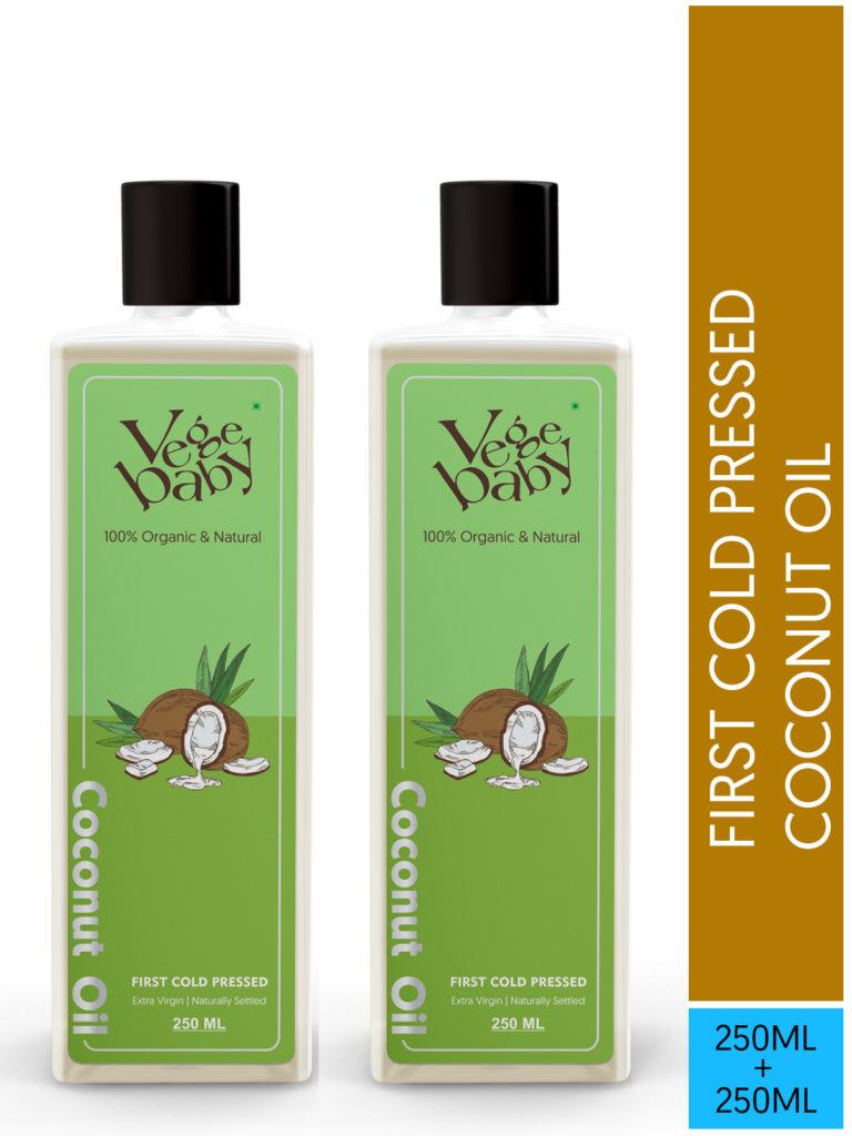 Vegebaby Extra Virgin Coconut Oil
