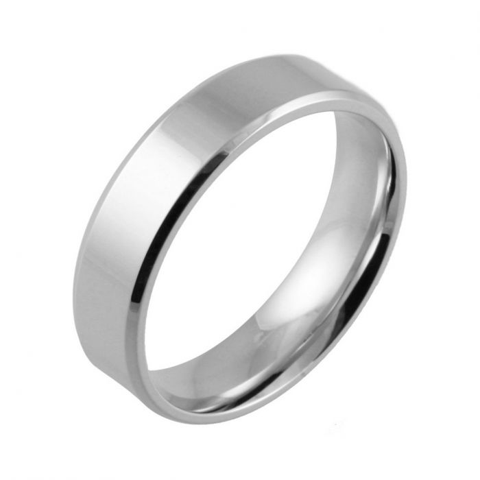 Beveled Edge Ring