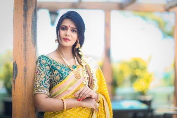 Meera Mithun Saree