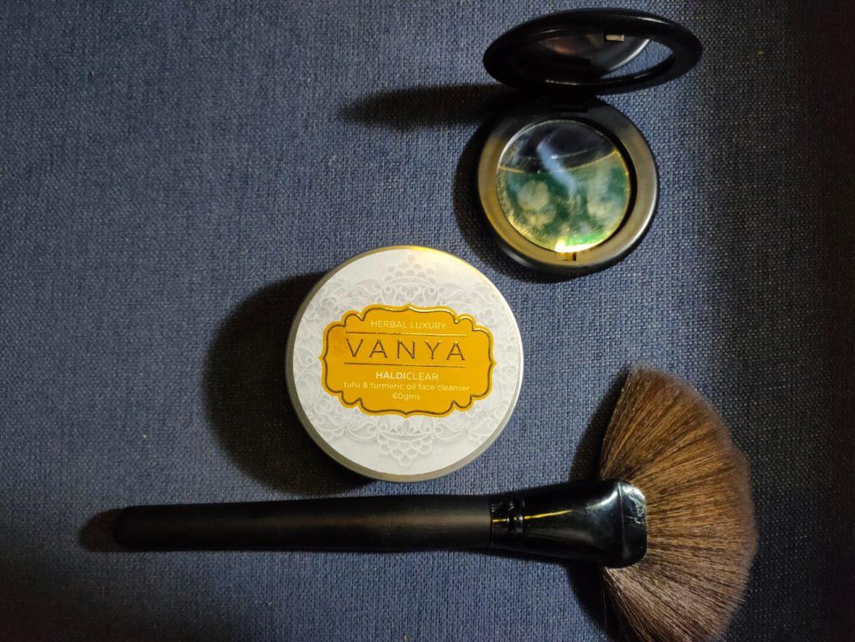 vanya herbal luxury product
