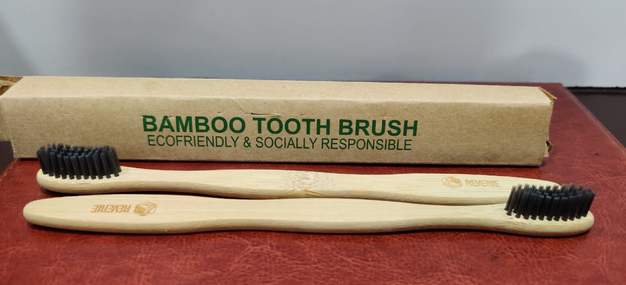 Bamboo Sustainable Toothbrush