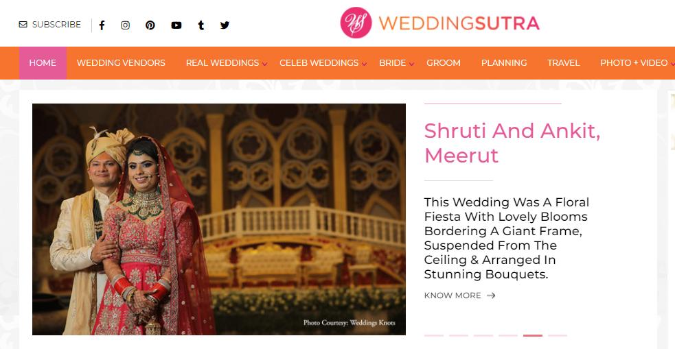 wedding sutra