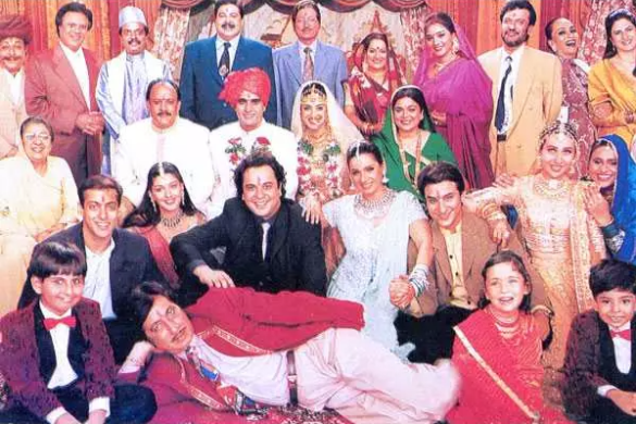 Hum saath saath hain star cast
