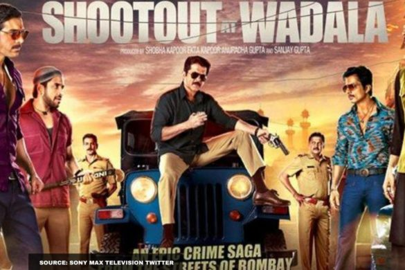 Shoot out at wadala dialogues