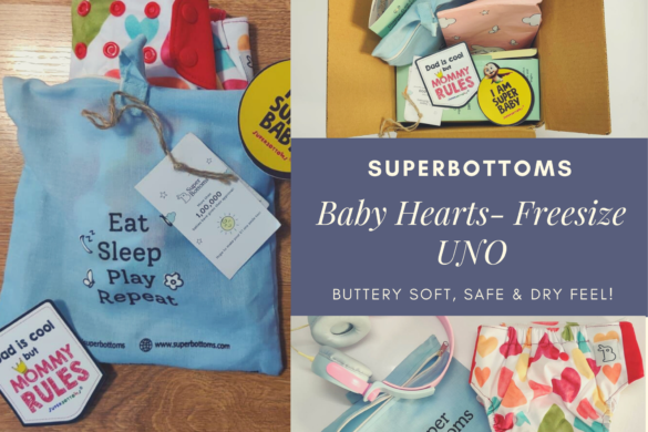 Baby Heart - Freesize UNO