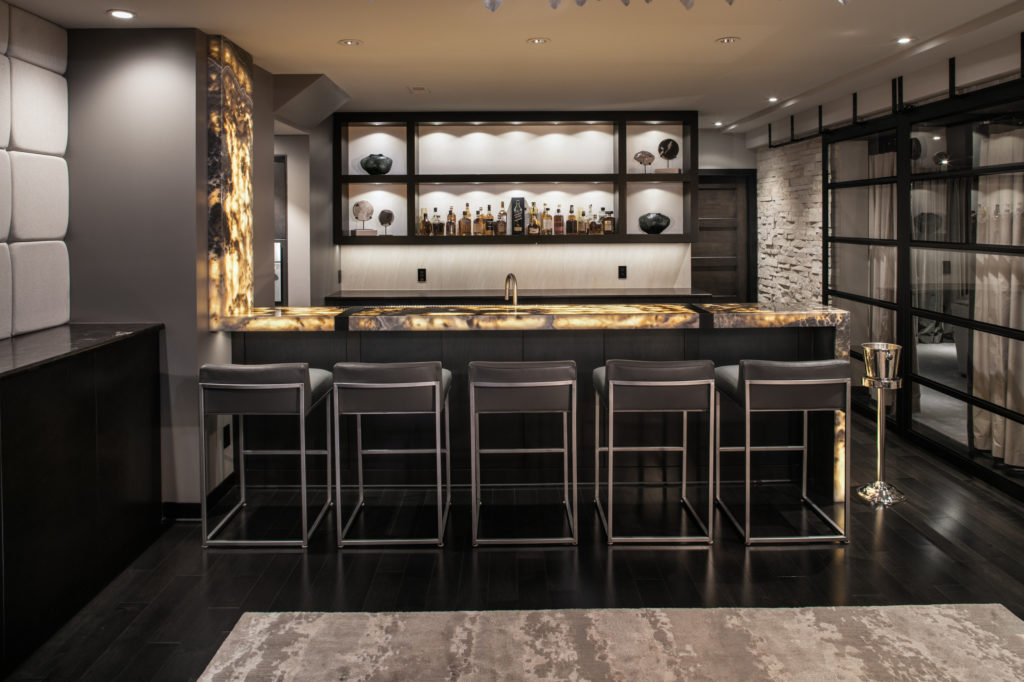 bar design for home