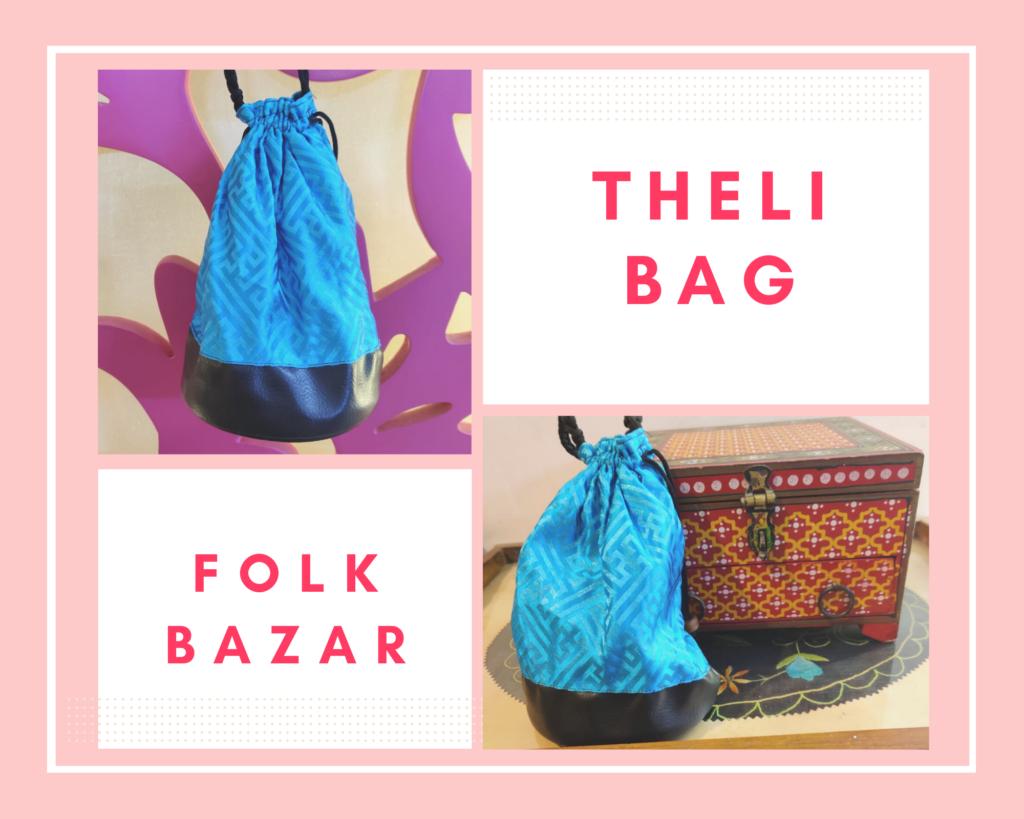 folk bazar review theli bag