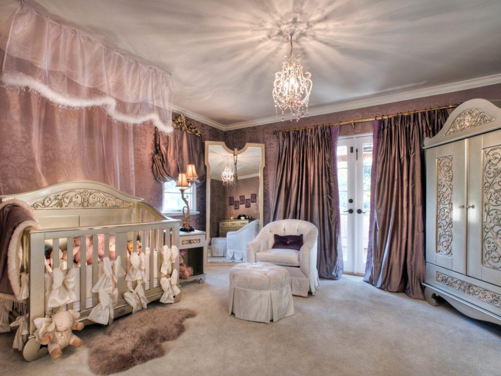 luxury room decoration ideas for newborn baby