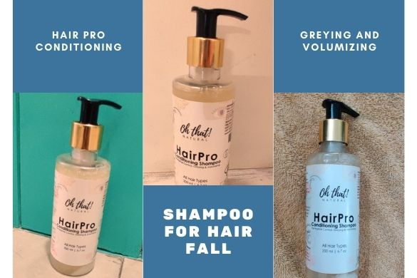 Hair Pro Conditioning Shampoo