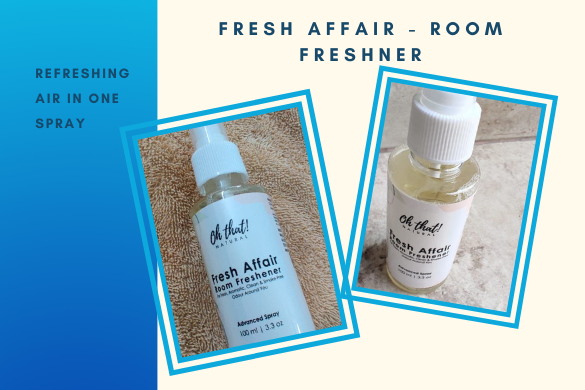 fresh affair room freshener