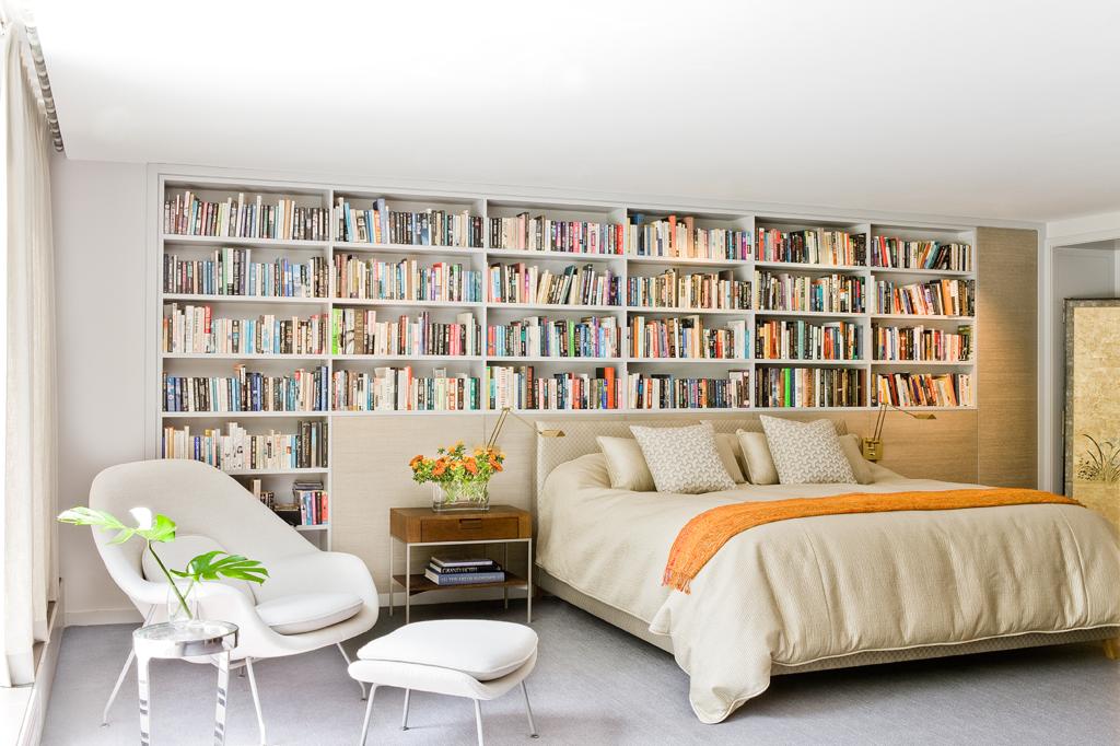 modern book rack design