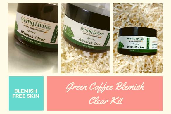 mystiq living blemish clear kit