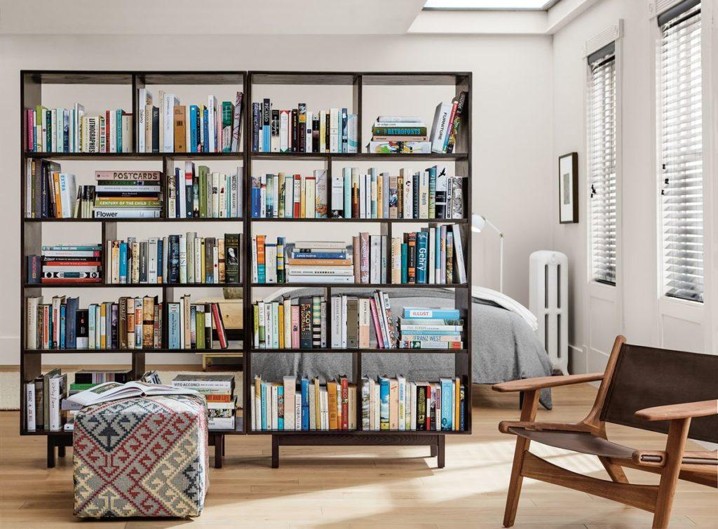 bookshelf is the key