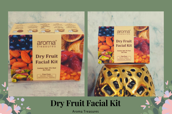 dry fruit facial kit