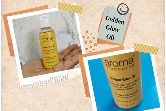golden glow oil