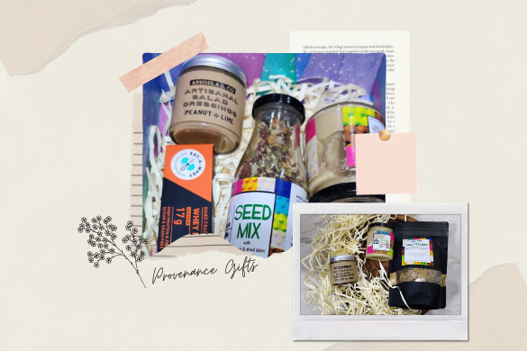 provenance gifts