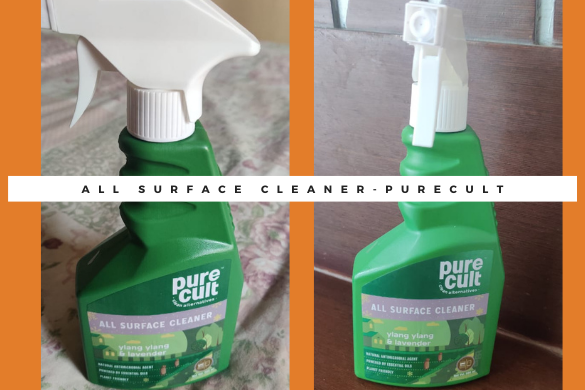 purecult review all surface cleaner