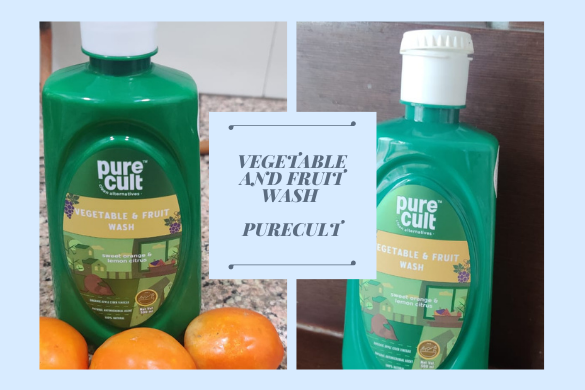 purecult review vegetable and fruit wash