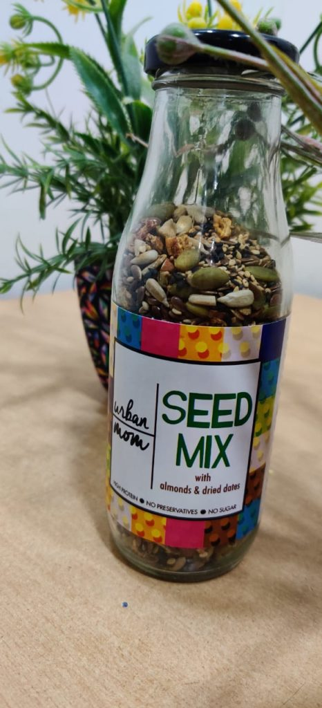 seed mix urban mom