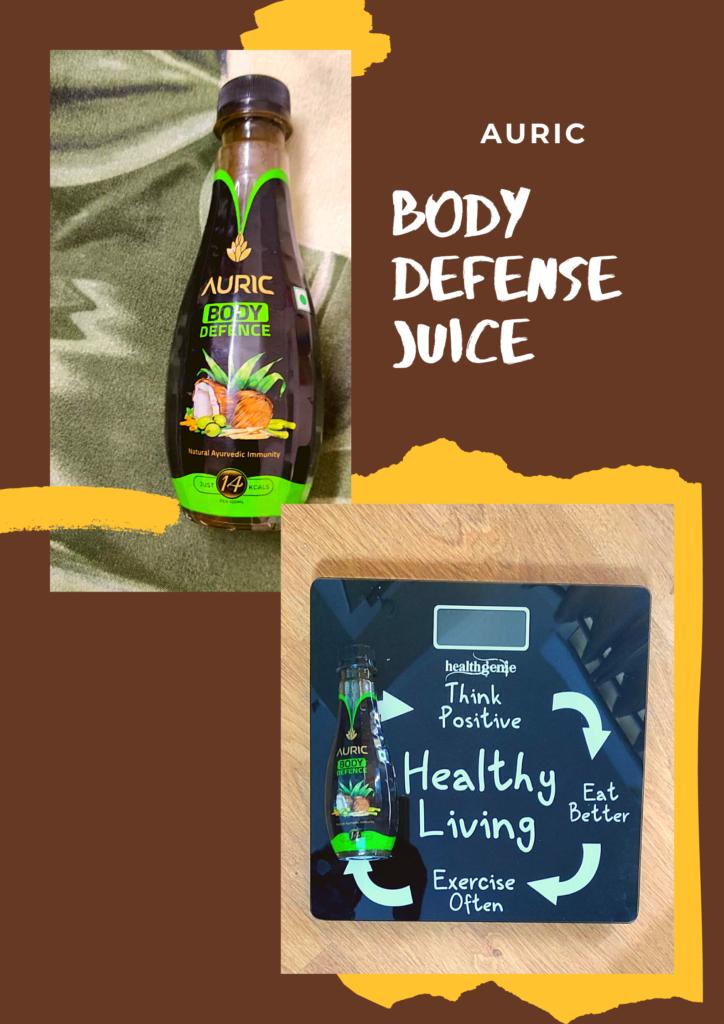 body defense juice