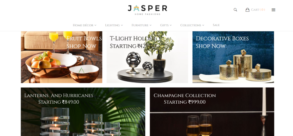 jasper home fashions