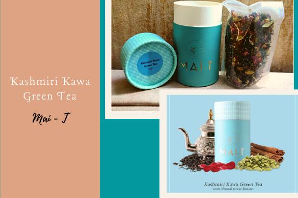 kashmiri kawa green tea