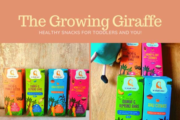 the growing giraffe