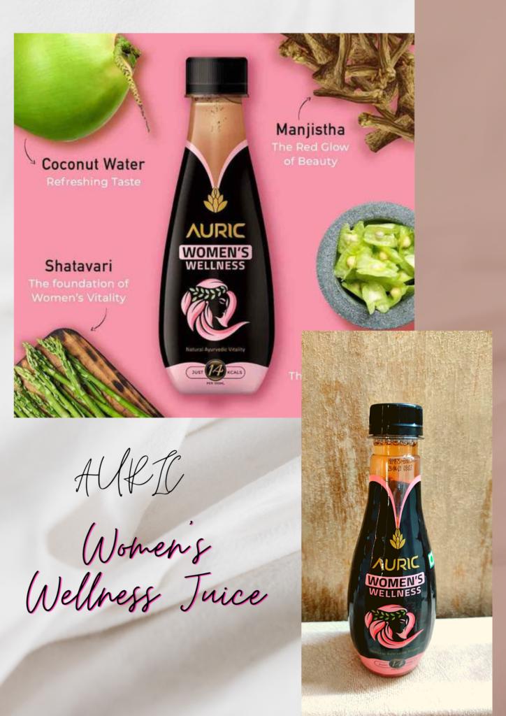 women's wellness juice